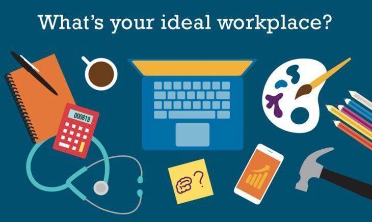 Startup Workspace