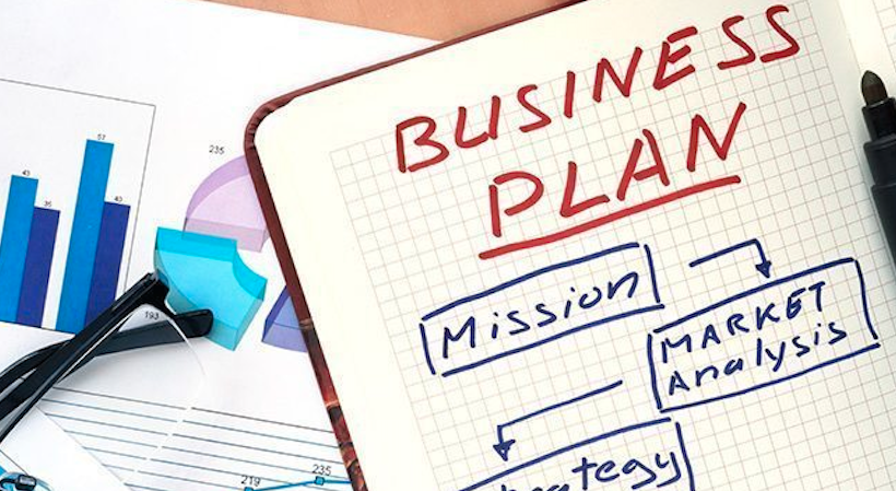 market business plan