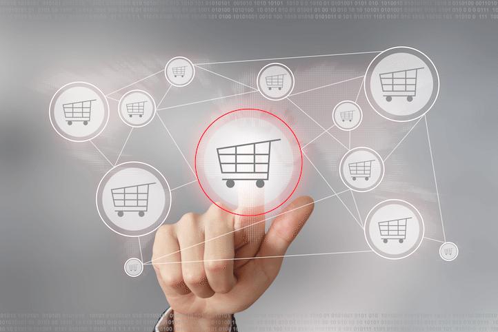 e-commerce data