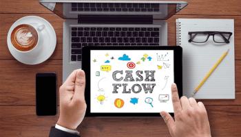 Healthy cash flow