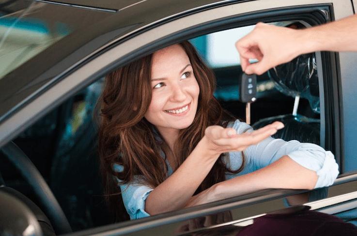 Leasing a company car