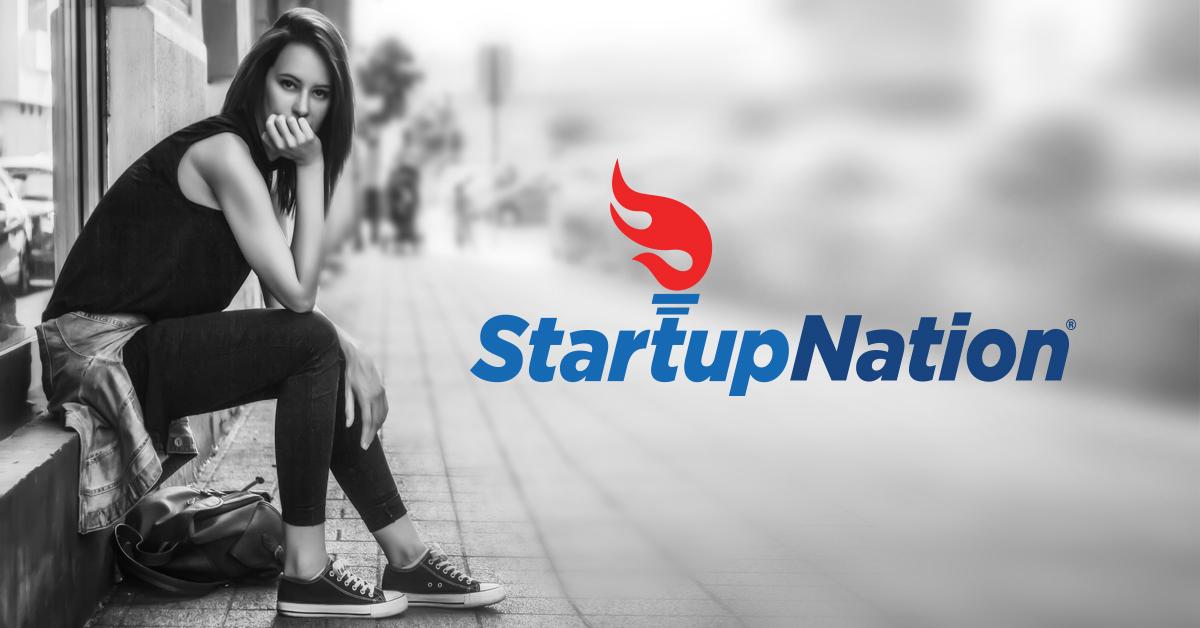 StartupNation ad