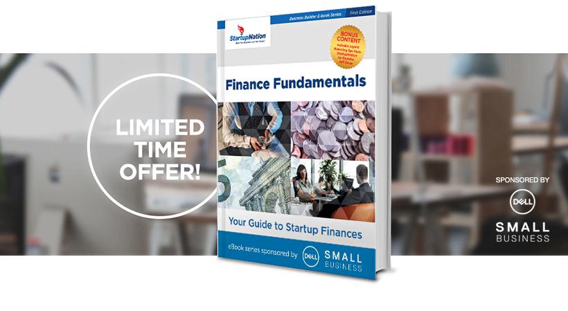 Business Builder E-Book Series: Finance Fundamentals [Free