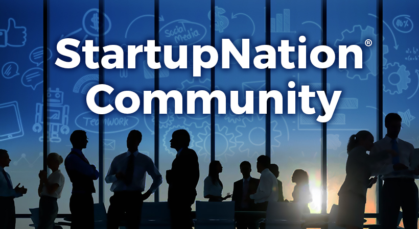 StartupNation community