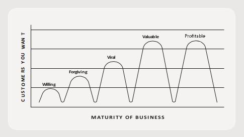 maturity of business