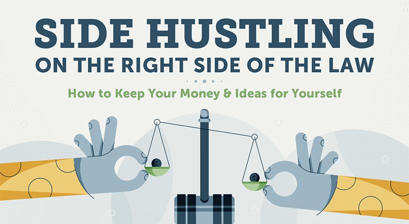 side hustling