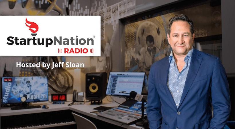 StartupNation Radio feature