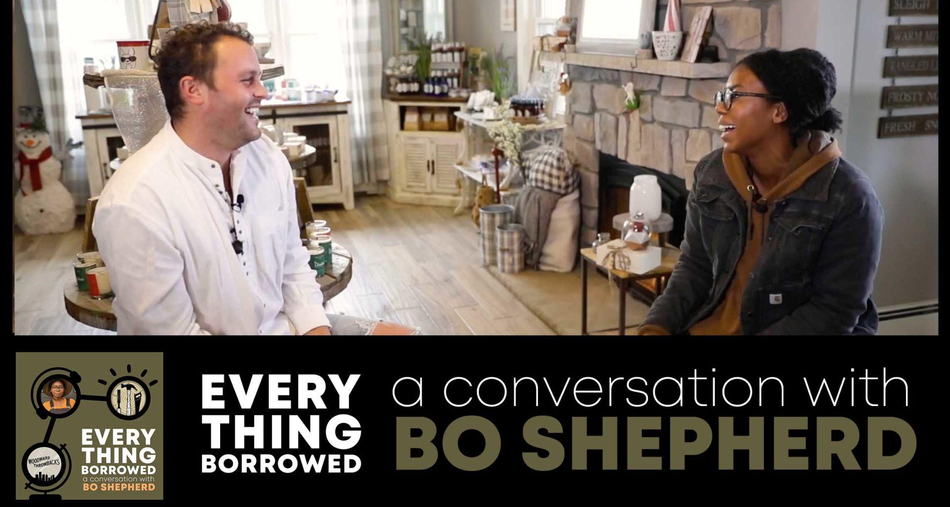 Everything Borrowed - Bo shepherd