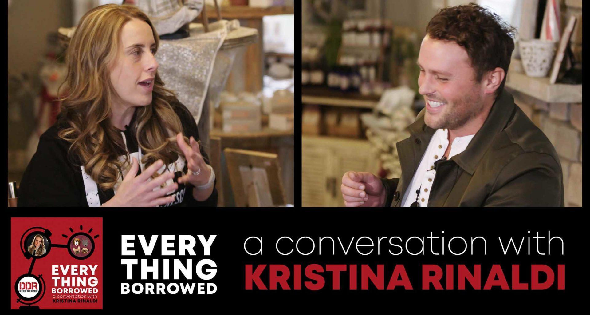 Everything Borrowed - Kristina Rinaldi