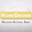 HomeGrown Modern Natural Baby