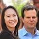Stephen Wunker and Jennifer Luo Law